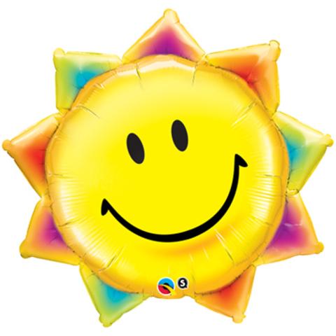 Фигура Улыбка Солнце