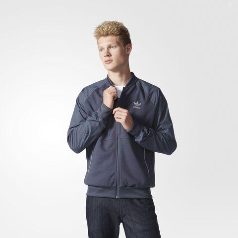Олимпийка мужская adidas ORIGINALS SP LXE KNIT TT