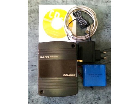 GSM контроллер CCU825-PLC/WB-E011/AR-PC