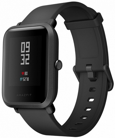 Смарт-часы Amazfit Bip Smartwatch Black EU (UYG4021RT)