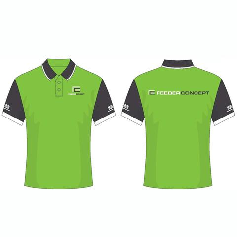 Рубашка поло Feeder Concept, размер M