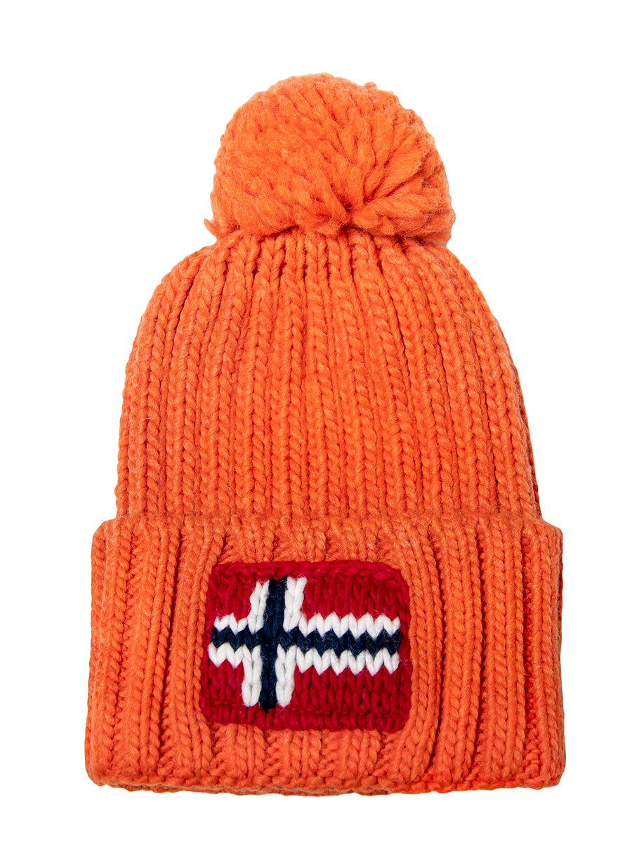 Napapijri шапка Semiury 3 оранжевый - Фото 1