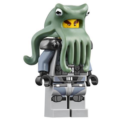 LEGO Ninjago Movie: Логово Гармадона в жерле вулкана 70631 — Garmadon's Volcano Lair — Лего Ниндзяго фильм