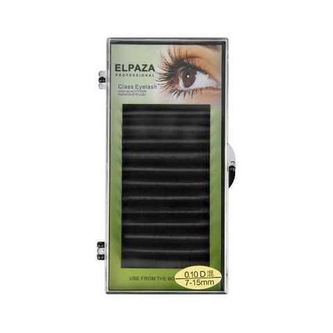 Ленточные ресницы 0.10D - ELPAZA