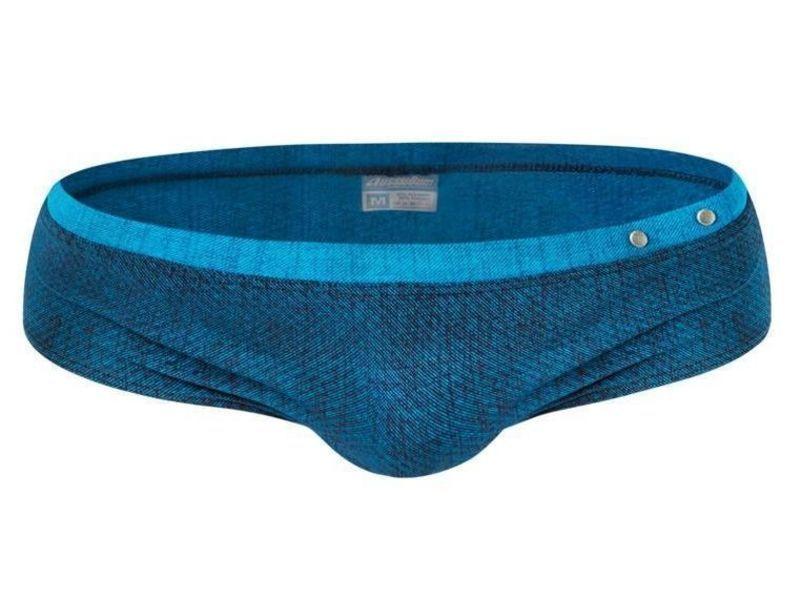 Мужские плавки синие AussieBum Glaze Blue