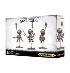 Endrinriggers. Коробка