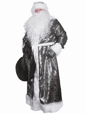Костюм Дед Мороз чёрный