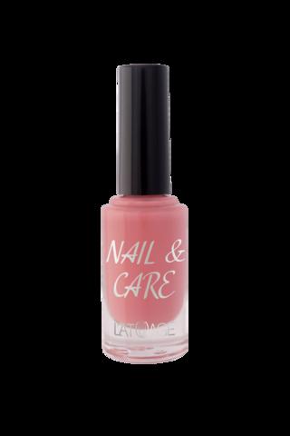 L'atuage Nail & Care Лак для ногтей тон 607 9г