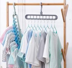 Вешалка плечики для одежды универсальные Folding Hanger