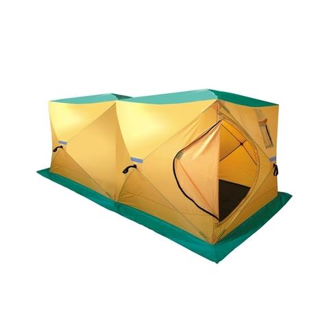 Палатка/баня Tramp Double Hot Cube (желтый)