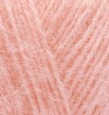 Пряжа Alize Angora Gold 363 светло-розовый