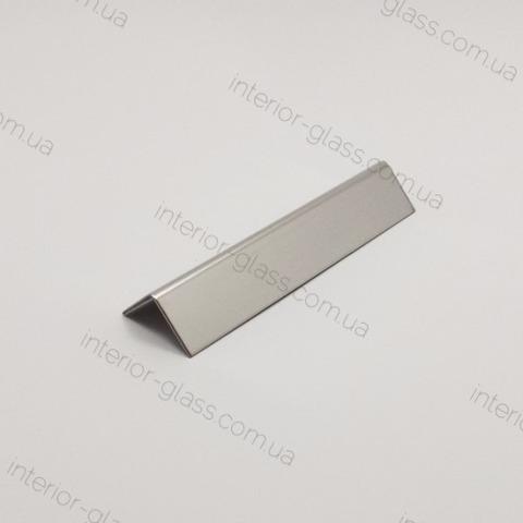Уголок нержавеющий 10*10*1 мм ST-506-10, L=2,5 метра