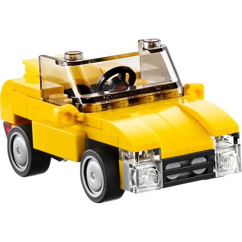 LEGO Creator: Городская улица 31026 — Bike Shop & Cafe — Лего Креатор Создатель