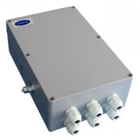Извещатель охранный линейный вибрационный проводной Мурена-К-02