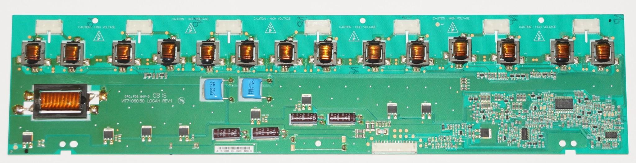 VIT71060.50 LOGAH REV:1 инвертора телевизора Samsung