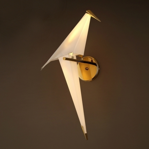 бра Origami Bird