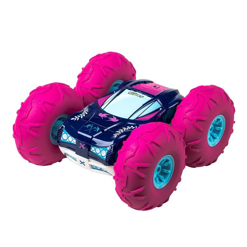 Машина Silverlit EXOST 360 Торнадо для девочек 1:10 на радиоуправлении