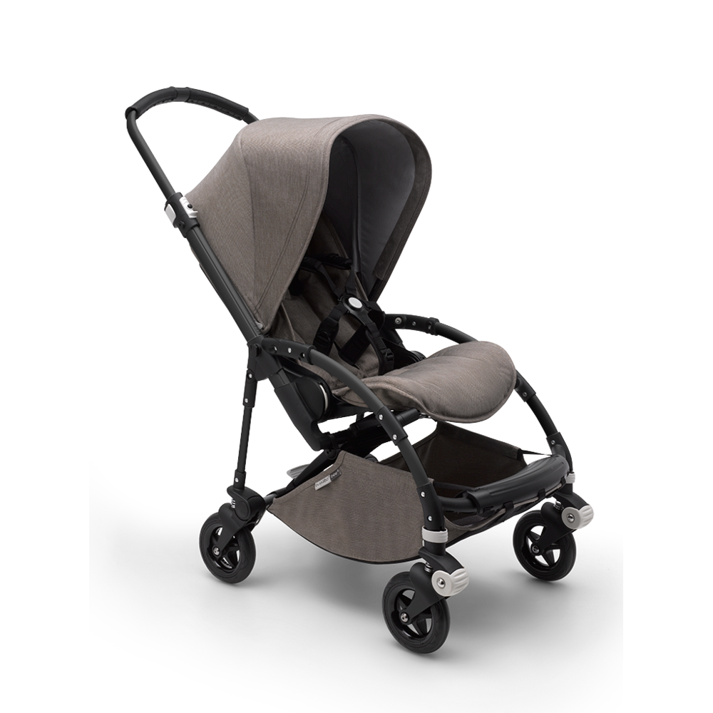 Прогулочная коляска Bugaboo Bee5 Mineral Taupe Black