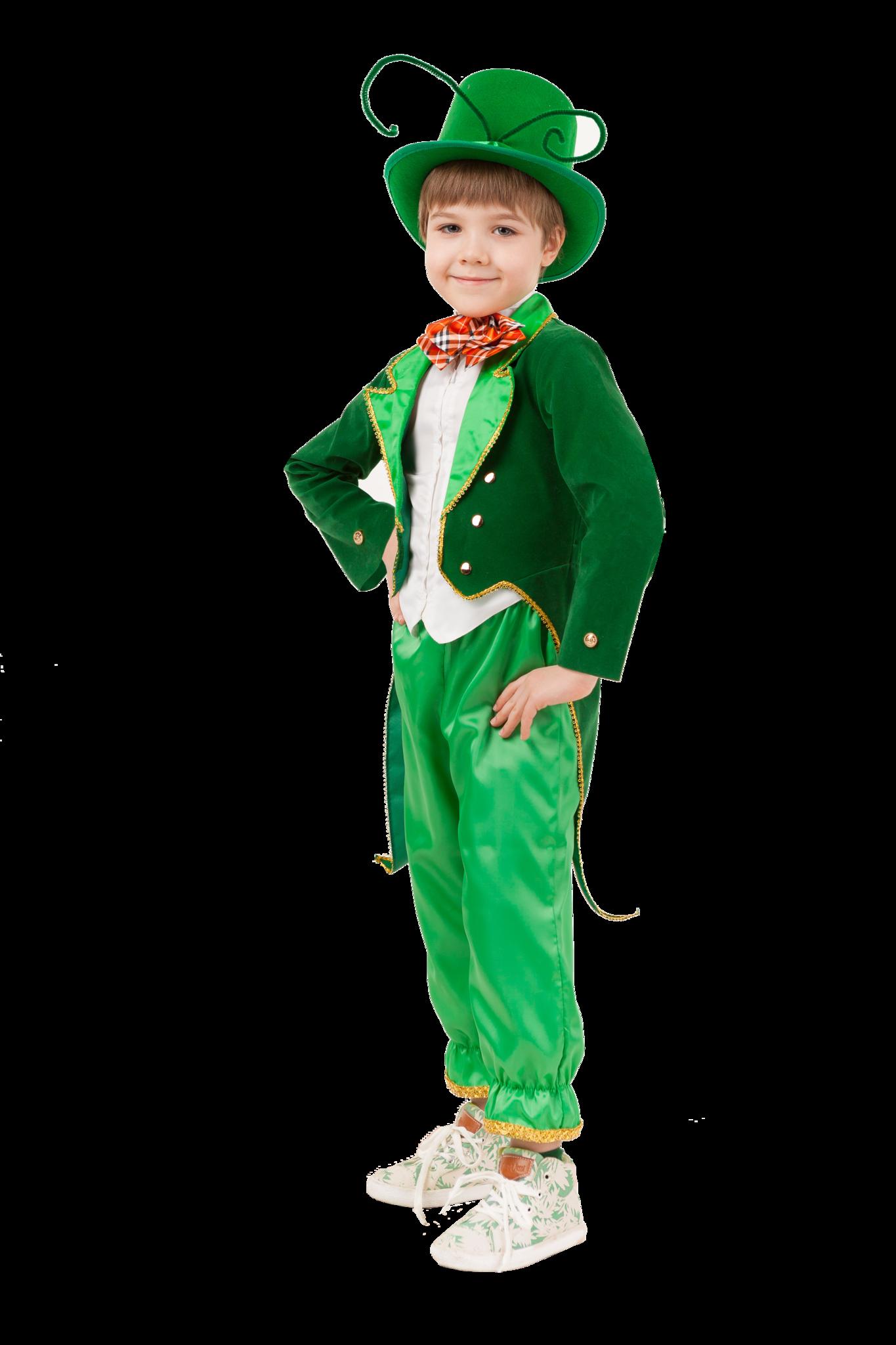 Карнавальный костюм детский Кузнечик