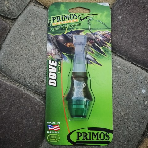 Манок на горлицу Primos