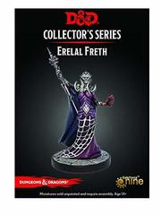 D&D Dungeon of the Mad Mage - Erelal Freth Figure