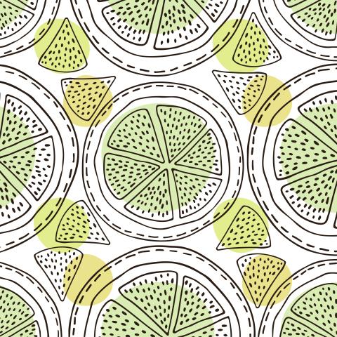 Дольки лимонки
