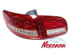LED фары задние Santa Fe NEW