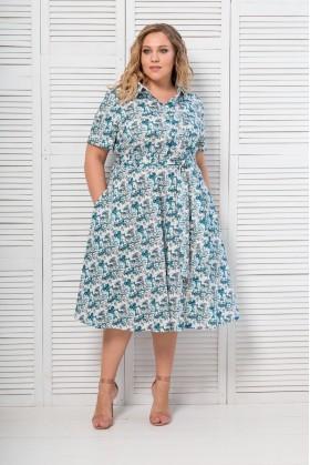 Платье 51-158