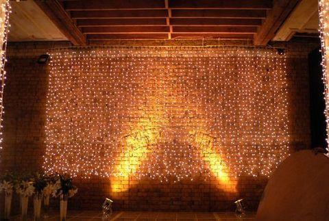 Гирлянда светодиодная штора 4 на 2 метра 800 LED