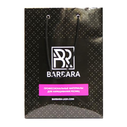 Бумажный пакет Barbara 18*25*6 см