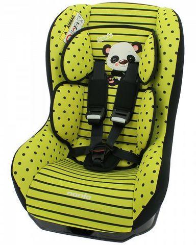 Автокресло Nania Driver Panda напрокат