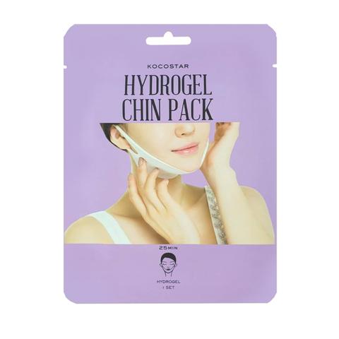 KOCOSTAR   Гидрогелевая лифтинг-маска для подбородка / V line hydrogel chin pack, (9 гр)