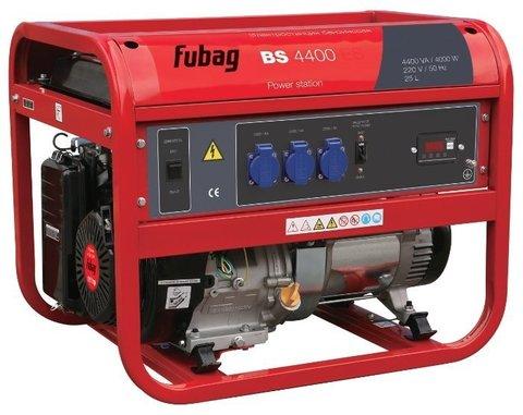 Кожух для бензиновой электростанции Fubag BS 4400