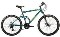 велосипед Crosset FOX зеленый