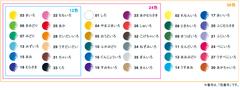 Цветные карандаши Tombow Color Pencil (12 шт)