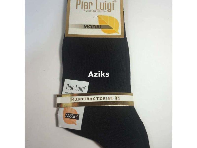 Мужские носки модал Бежевые Pier Luigi Н_76