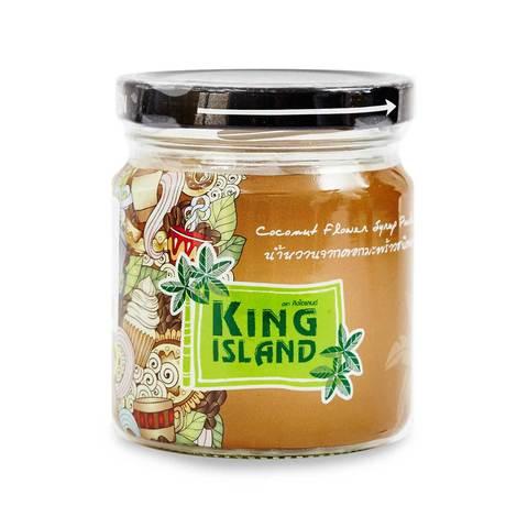 Сахар кокосовый KING ISLAND, 100г