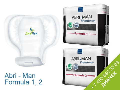 Abri-Man Premium Мужские прокладки