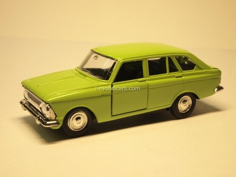 IZH-1500 Kombi yellow-green Agat Mossar Tantal 1:43