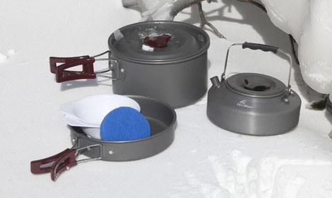 Картинка набор посуды Fire-Maple FMC-204