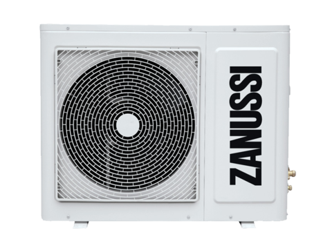 Блок наружный ZANUSSI ZACF-24 H/N1/Out сплит-системы, колонного типа