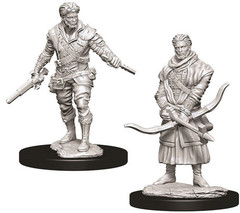 D&D Nolzur's Marvelous Miniatures - Male Human Rogue