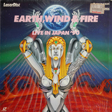 Earth, Wind & Fire / Live In Japan '90 (LD)