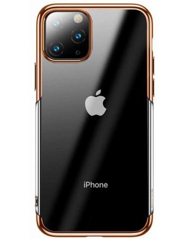 Чехол Baseus Shining Case For iPhone 11 Pro Max, Золотой