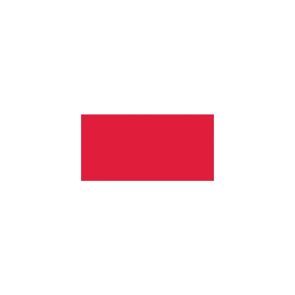 Маркер акварельный ZIG Clean Color Real Brush- штучно -Carmine Red - 022