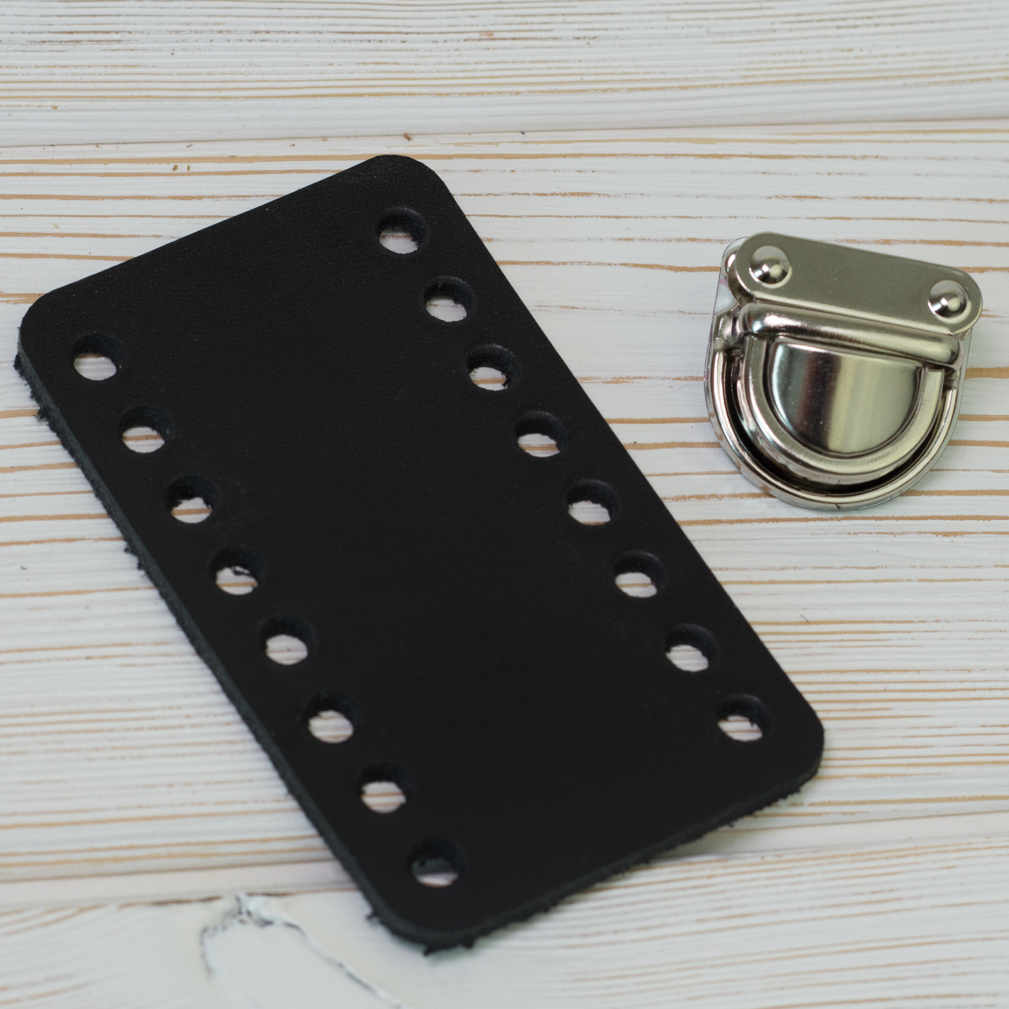 Кожаная фурнитура Комплект для поясной сумки с мастер-классом IMG_9596.jpg
