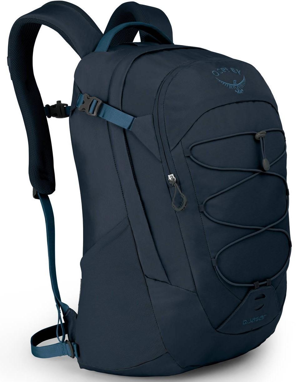 Городские рюкзаки Рюкзак городкой Osprey Quasar 28 Kraken Blue Quasar_F19_Side_Kraken_Blue_web.jpg