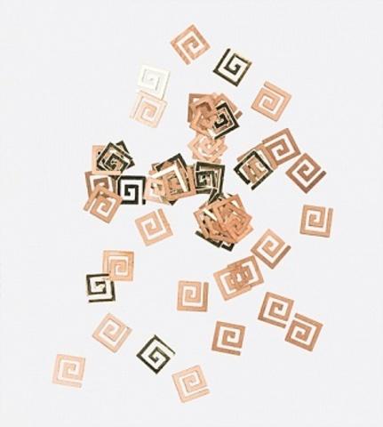 ARTEX спираль квадратная золото 0,2 гр. 07320013