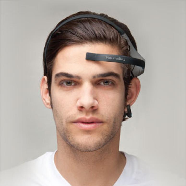 Нейро-гарнитура NeuroSky MindWave Mobile Brainwave Starter Kit