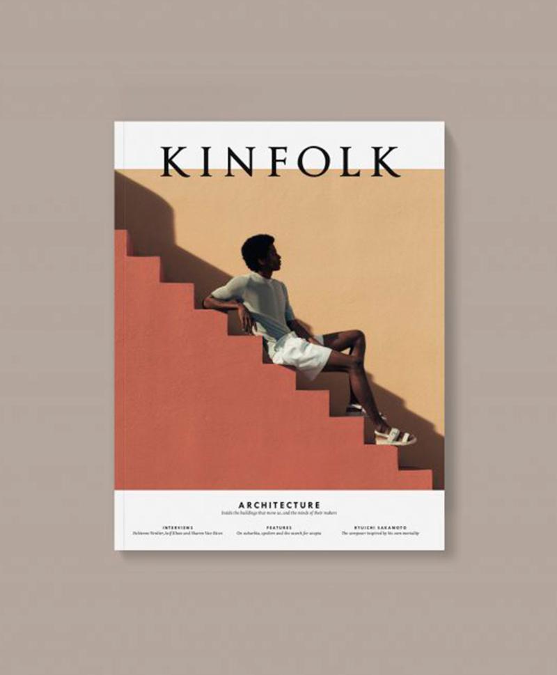 Журнал Kinfolk vol.31 английский